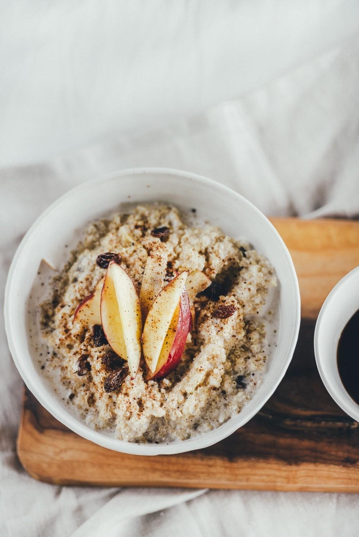 dsc 2874 - Quinoa Apple Porridge