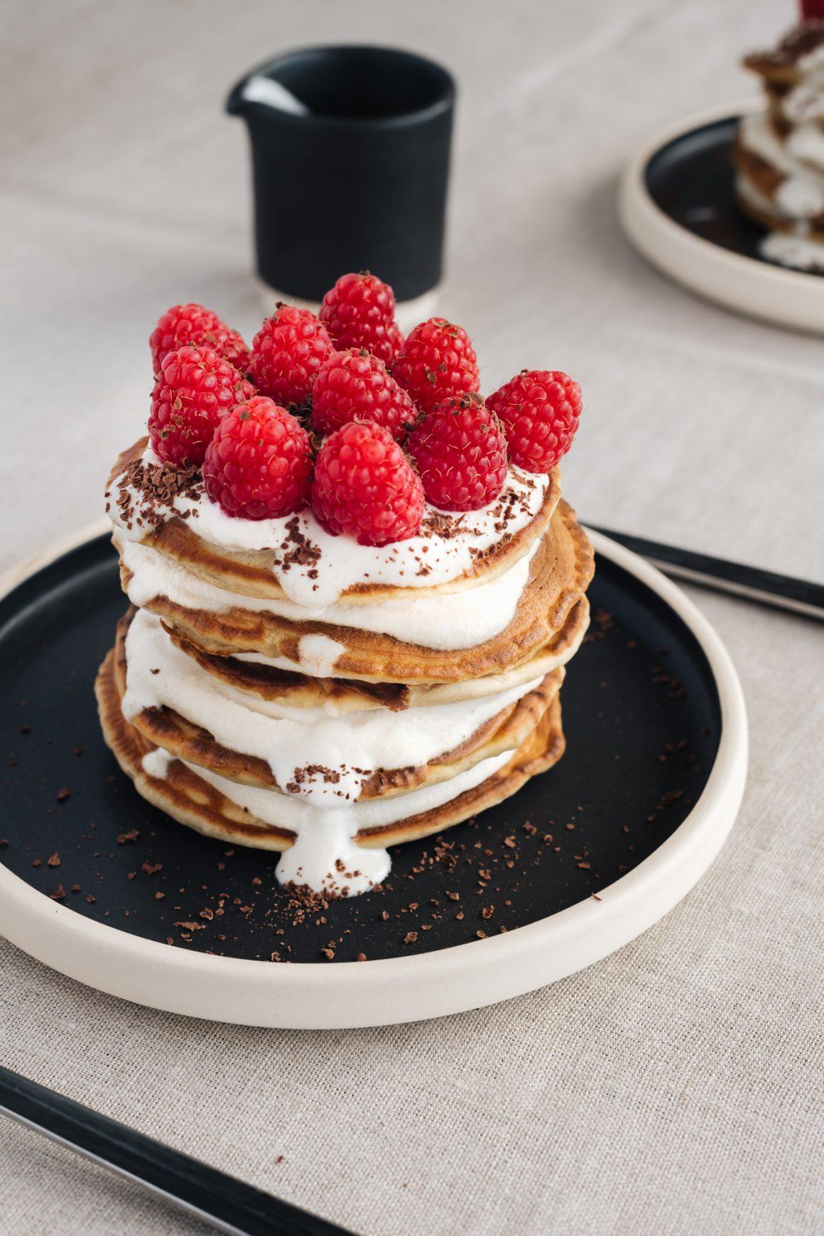 dsc 4839 2 1160x1740 - Gluten Free Fluffy Pancakes