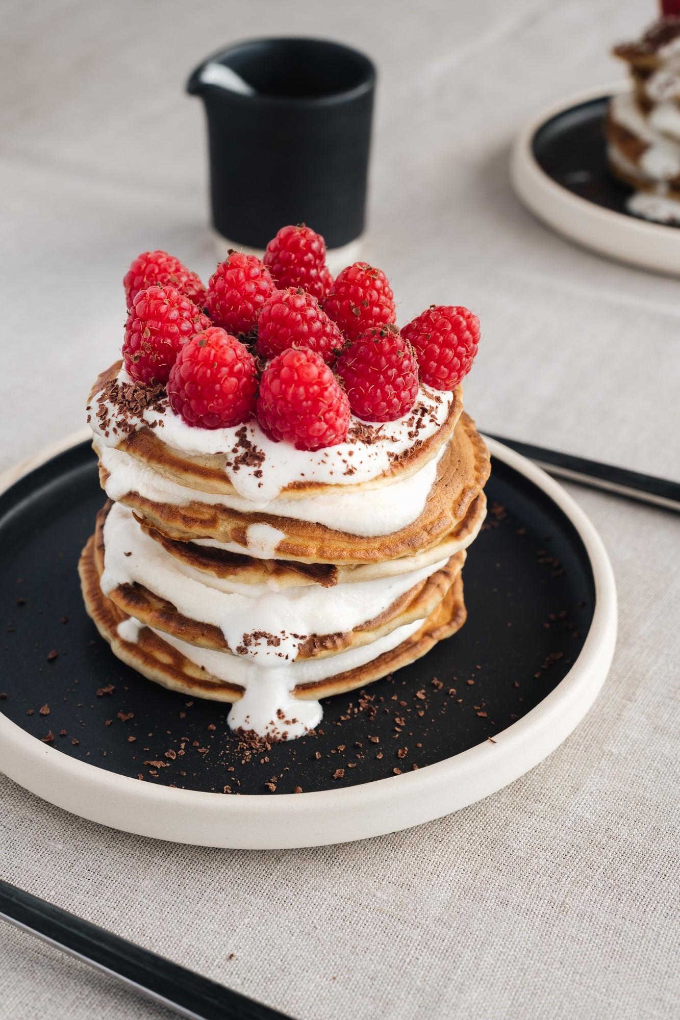 dsc 4839 2 - Gluten Free Fluffy Pancakes