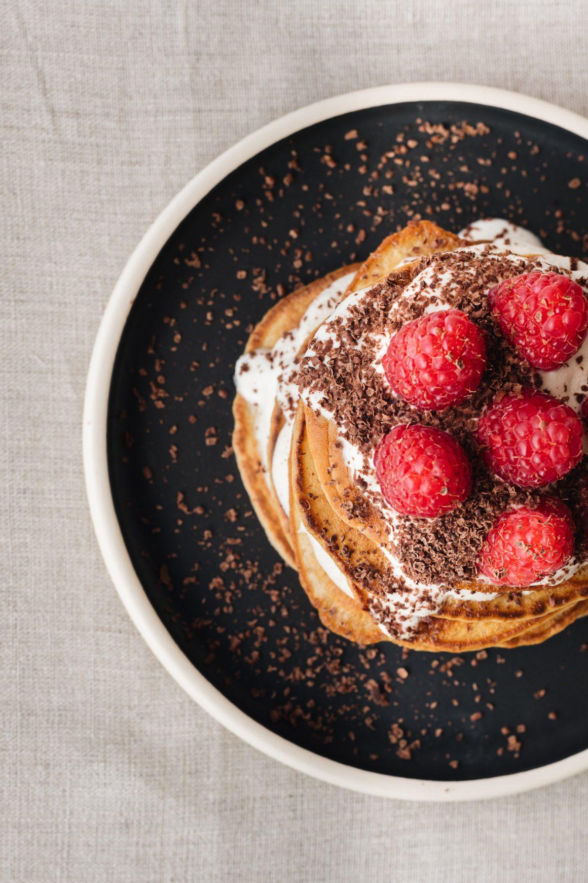 dsc 4841 2 1160x1740 - Gluten Free Fluffy Pancakes