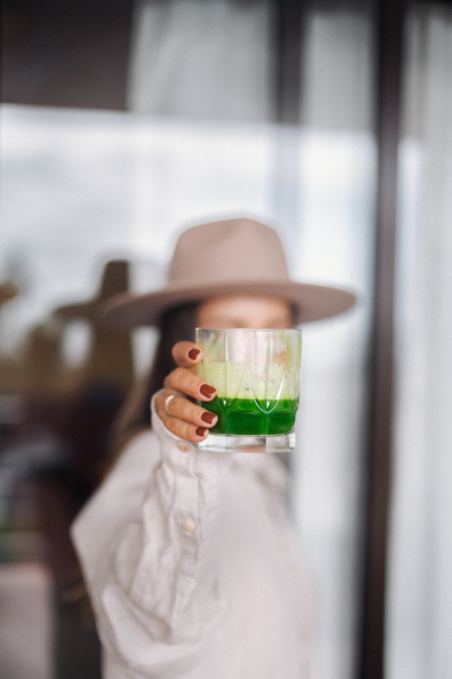 DSC 0133 - Green juice