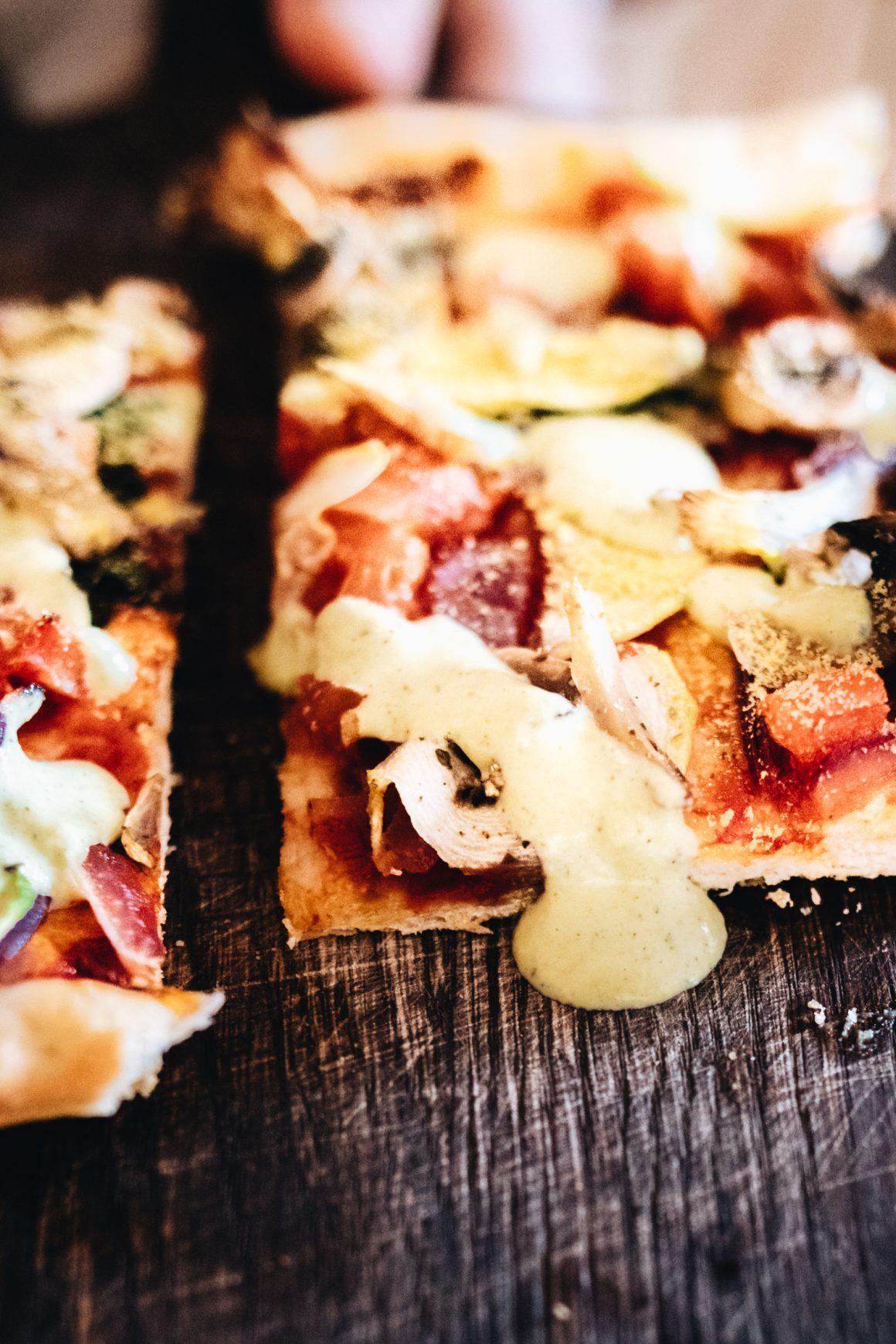 DSC 6803 1160x1740 - Italian Veggie Pizza